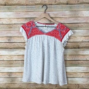 Anthropologie One September Evin Top - Small